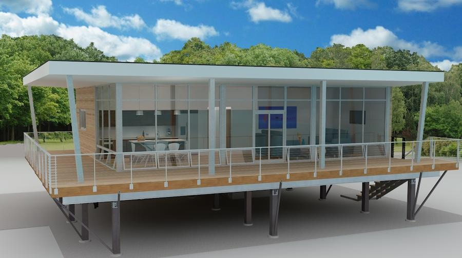 Fabulous Modern Modular Homes Finding The Perfect Prefab Download Free Architecture Designs Xaembritishbridgeorg