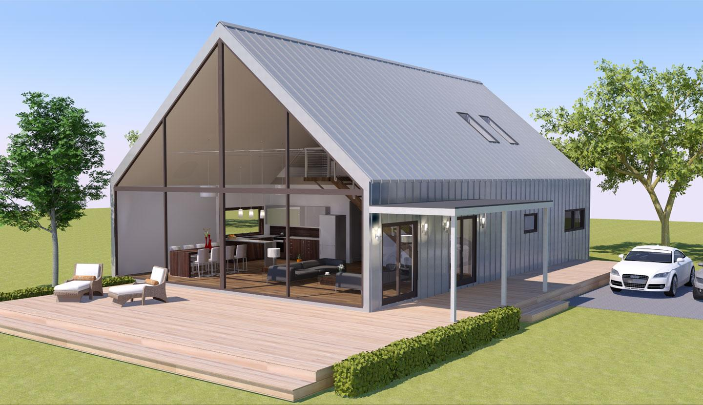 Cost Of Prefabricated Homes best modular homes: hundreds of luxury prefabs $300,000 and up