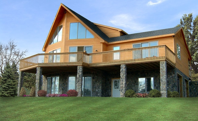 Mariner homes custom modular home builder for Custom prefab homes