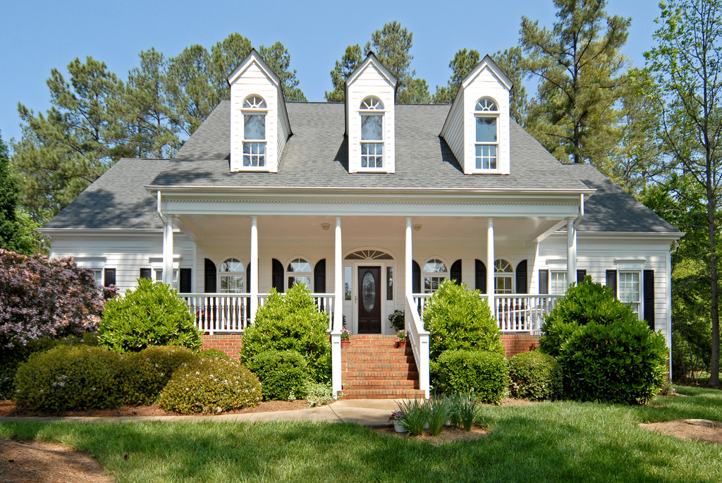 From ranch to modern the most popular modular home styles for Colonial style homes pictures