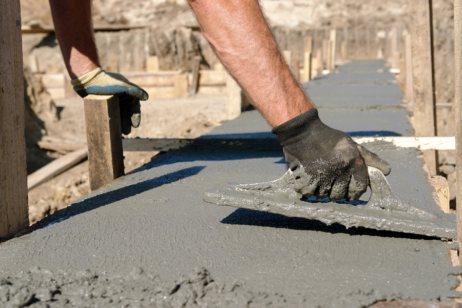 Smoothing out the foundation for a modular home