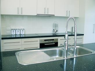 Fancy Sink In A Modern Kitchen