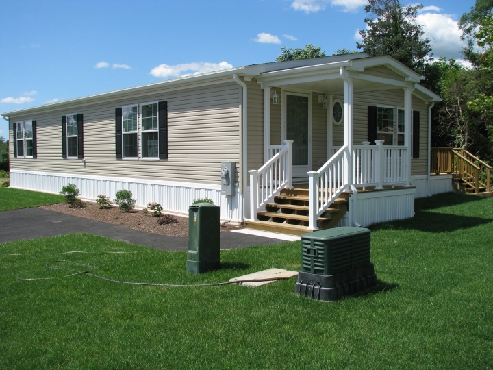 Manufactured Housing & Learn The Difference Between Prefab Panel Built Modular and ...