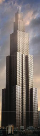 The world's tallest modular building