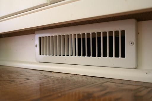 Modular home air vents