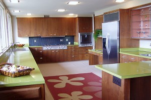 Home Decor Inspiration - 1960s Kitchen