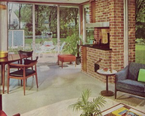 home decor inspiration - 1970s home