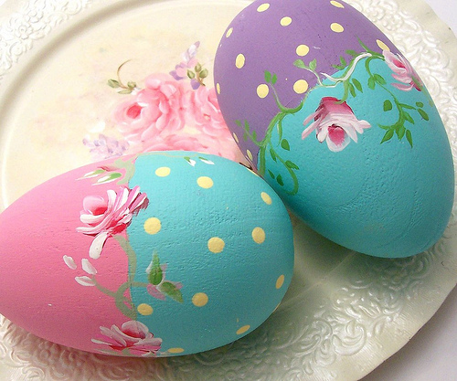 Diy easter home decorations and crafts to make your home for Diy easter decorations home