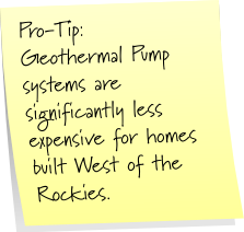 Geothermal Pump Tip