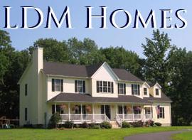 LDM Homes Logo