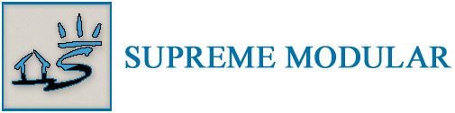 Supreme Modular Logo